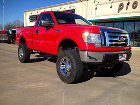 Lift Kits in Siloam Springs, AR